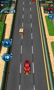 Speed Racing- screenshot thumbnail