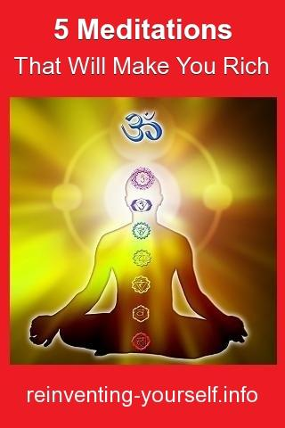 5 Meditations 2 Make You Rich