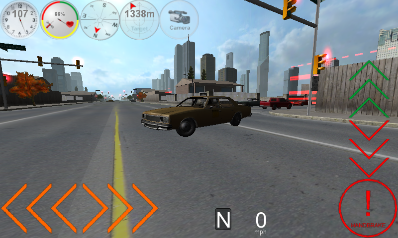 Duty Driver Taxi FULL- screenshot