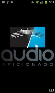 Audio Aficionado- screenshot thumbnail