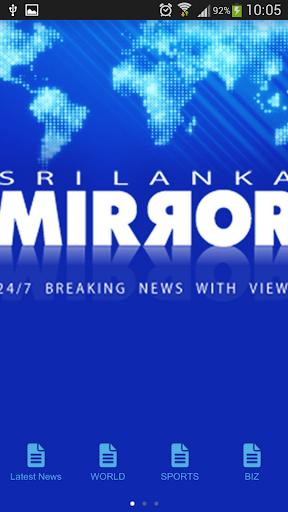 Sri Lanka Mirror