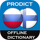 Russian - Finnish dictionary