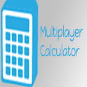 Blue Calculator icon
