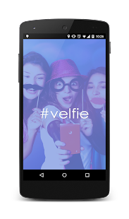 Velfie: Video Selfies- screenshot thumbnail