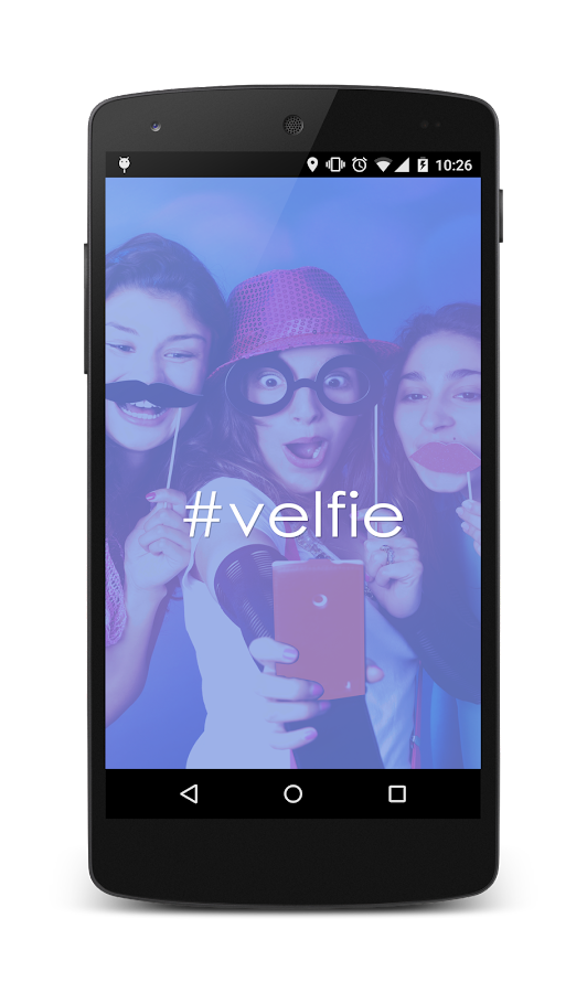 Velfie: Video Selfies- screenshot