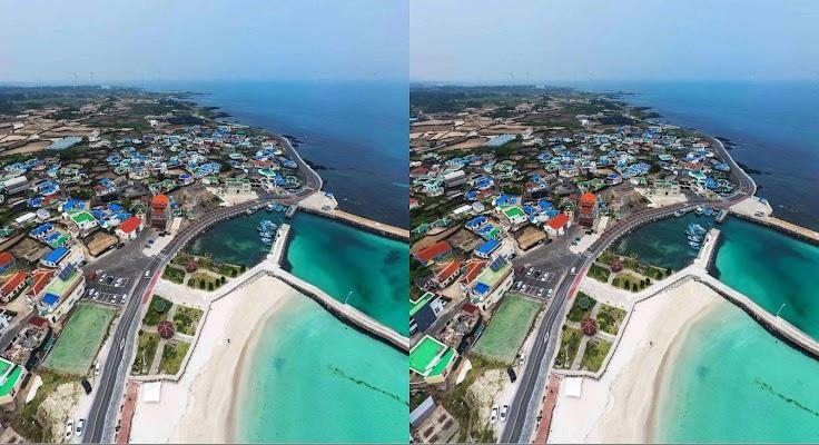 Aerial Tour, for Cardboard VR - screenshot