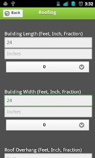 Builders Calc- screenshot thumbnail