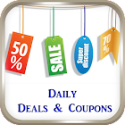 Daily Deals & Coupons India icon