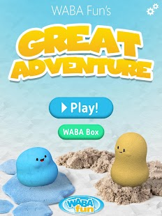 WABA Fun's Great Adventure- screenshot thumbnail