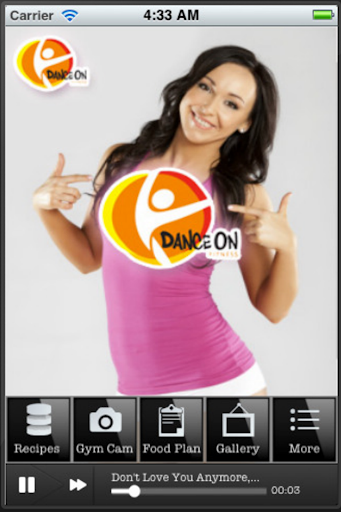 DanceOn Fitness
