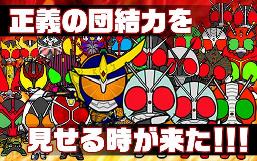 ライダーツムツム★無料暇つぶしゲーム