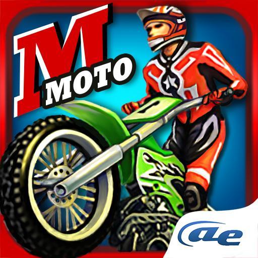 AE 酷玩摩托 賽車遊戲 App LOGO-APP開箱王