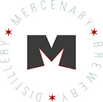 Logo for Mercenary Brewery & Distillery