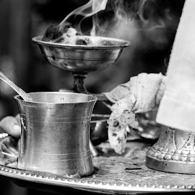 Nag Panchami by Jimmy Fang - Black & White Objects & Still Life ( religion, india, nag panchami, worship, wroship )