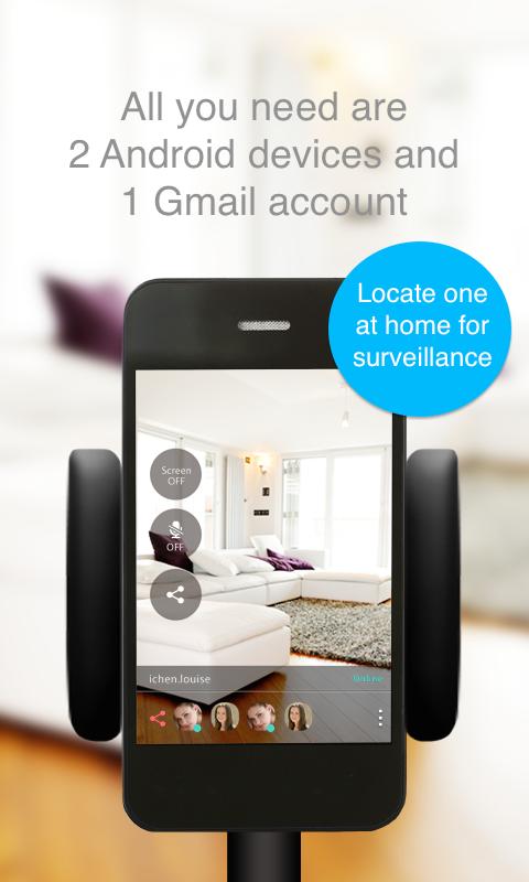 Home Security IP Cam - Alfred - screenshot