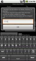 Screenshot of Recipe Convert Free