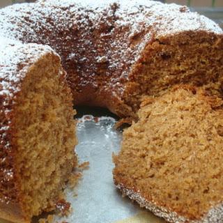 Chai-Spiced Honey Cake (Pareve)