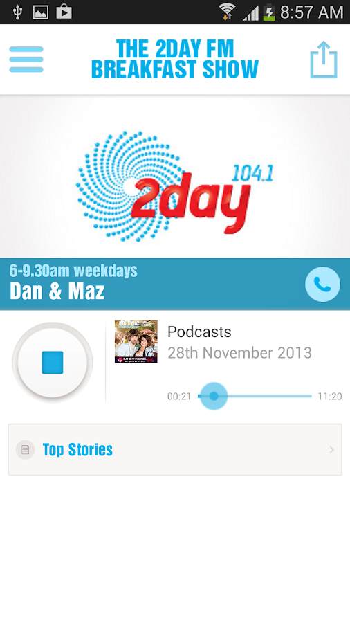 The 2Day FM Breakfast Show - screenshot