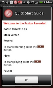 Fusion Recorder - screenshot thumbnail