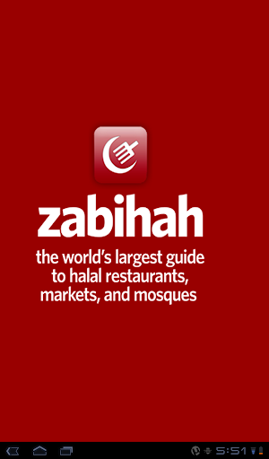 Zabihah for Android