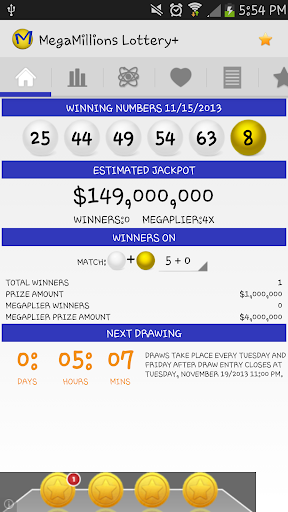 Mega Millions & Powerball - Android Apps on Google Play