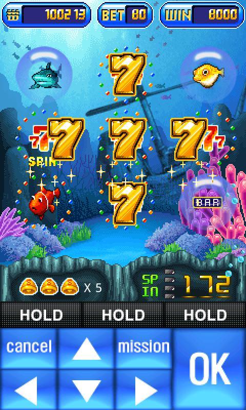 Aqua Slot - screenshot