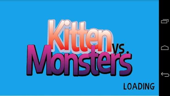 Kitten vs Monsters