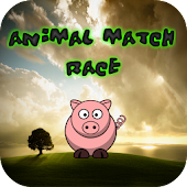 Animal Match Race Game