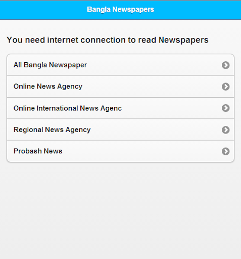 Bangla Newspapers [all]
