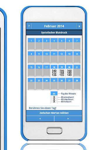【免費醫療App】Blutdruck Manager 2-APP點子