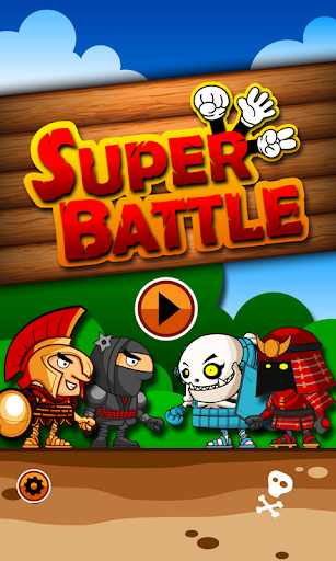 Super Battle-Classic RPS HD