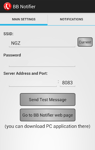 BB Notifier Free