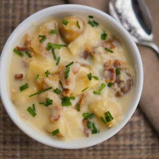 recipe: velveeta cheese potato soup recipe [16]
