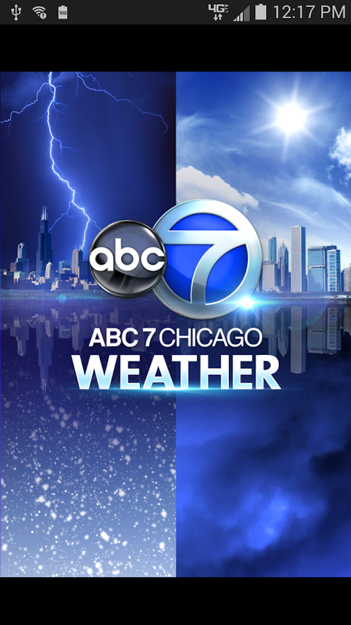 ABC7 Chicago Weather- screenshot