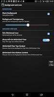 Screenshot of System Monitor Small App