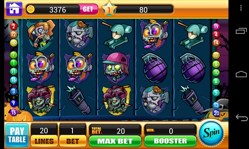 Zombie Slots - Slot Machine