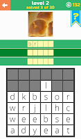 Screenshot of 3 Little Words: Word Search