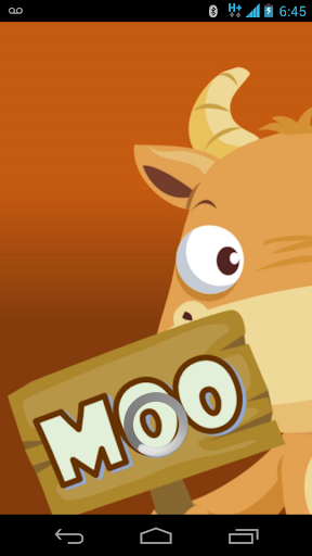 Moo: Animal Voices by Humans