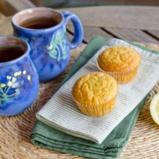 Lemon Poppy Paleo Muffins.