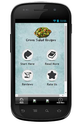 Recipes Green Salad