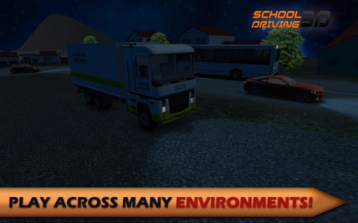School Driving 3D 2.1 screenshots 6