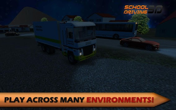 School Driving 3D APK screenshot thumbnail 6