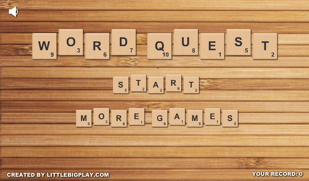Word Quest - FREE - screenshot