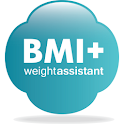 BMI calculator plus. logo