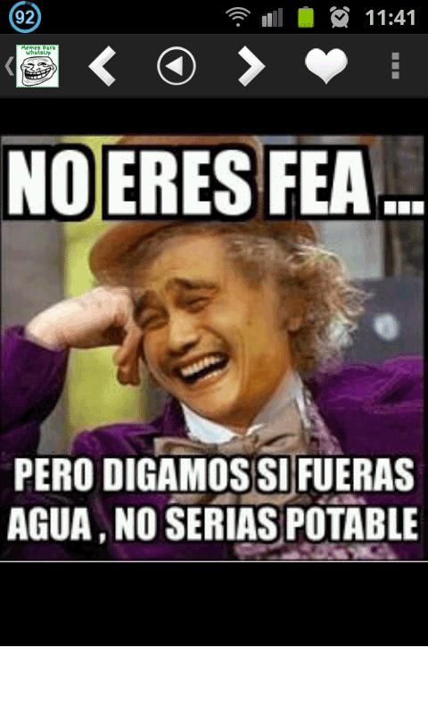Imagenes Graciosas Chistosas Memes para reir mujer fea