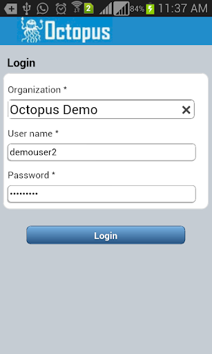 Octopus ESN Eval