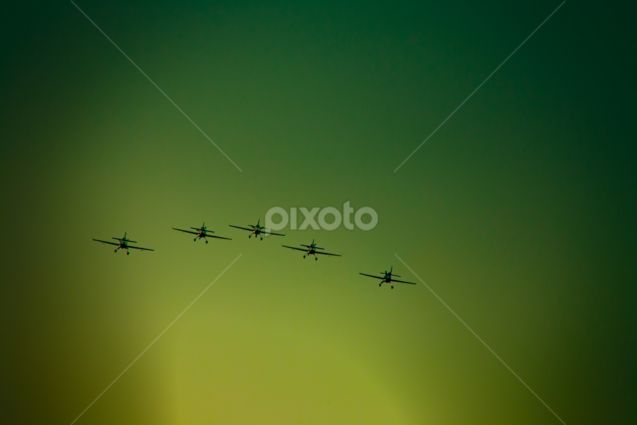 by Mihai  Costea - Transportation Airplanes ( transport, air,  )
