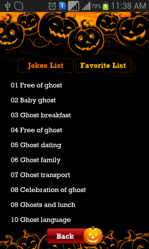 Funny Halloween Jokes, Riddles - Android Apps on Google Play