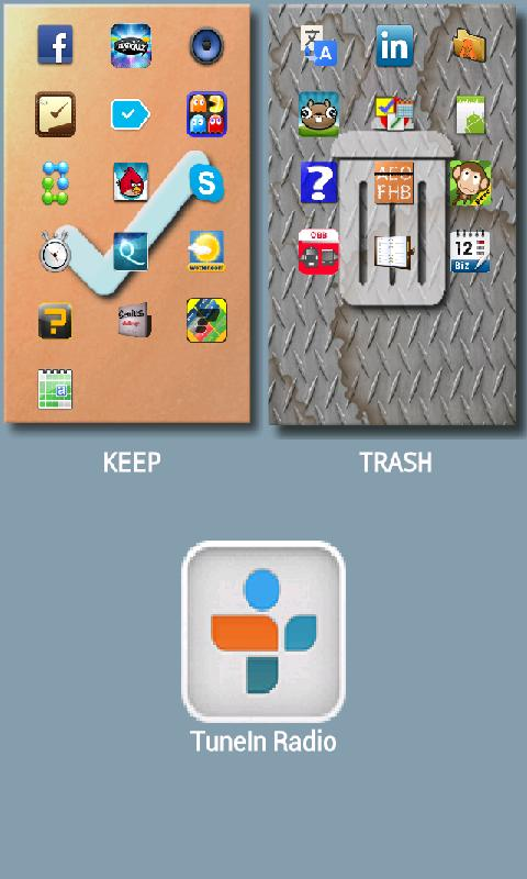 Too Many Apps - Cleaner- screenshot