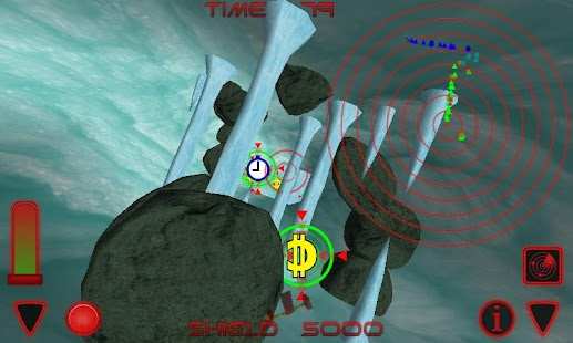 Space Sharks - 3D Shooter Free - screenshot thumbnail
